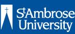 St Ambrose University - logo